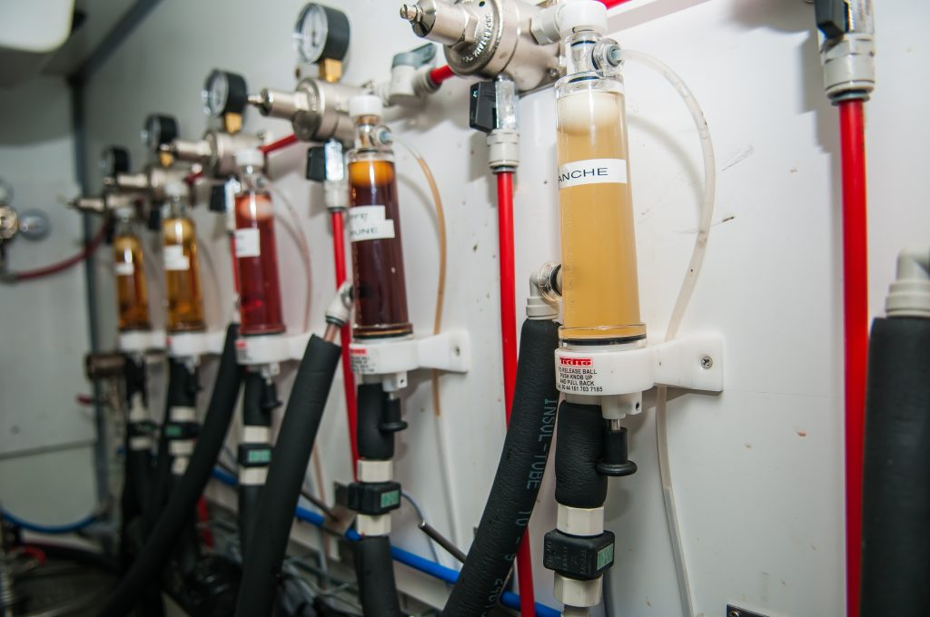 Installation bière